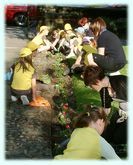St Michael and All Angels Community Planting